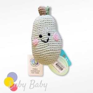 ⚡️Baby  Pear rattle